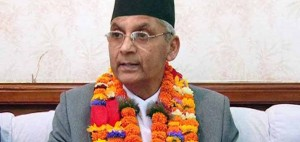 Are powers concentrated in good hands? Nepal's Chief Justice and interim head of government Khil Raj Regmi © Krish Dulal (CC BY-SA 3.0)