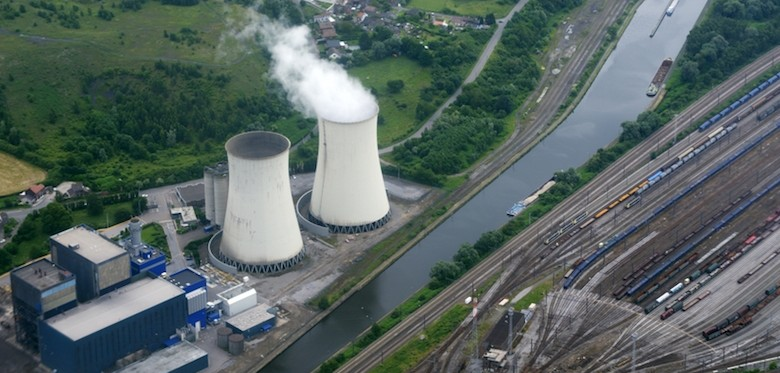 Water-cooling towers © stockphotos/veer