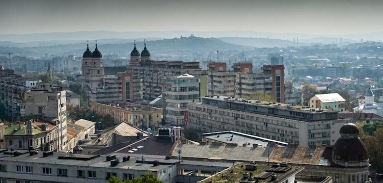 Iași, Romania © dundanim/veer