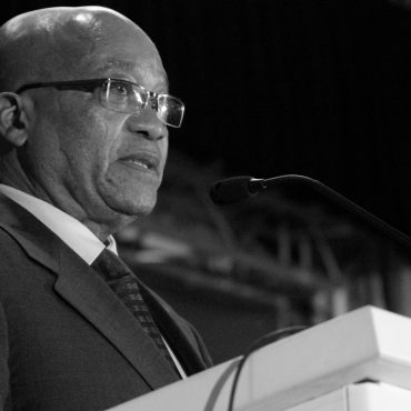 Photo: President of South Africa Jacob Zuma