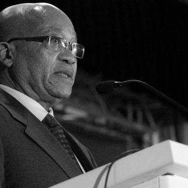 Photo: President of South Africa Jacob Zuma