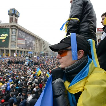 Euromaidan, Kiev 2013. By Ivan Bandura via flickr.com, CC BY 2.0