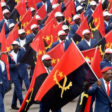 President Zuma attends the 40th Independence Celebration in Luanda, Angola, 2015. Photo by Government ZA via flickr.com. CC BY-ND 2.0