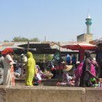 Market in Bamako, photo by Susanne Schultz