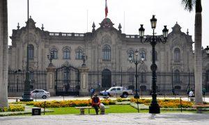 Palacio de Gobierno. Photo by Christian Córdova via flickr.com, CC BY 2.0